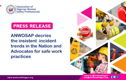 Anwosap Presss Release Prevent Work Related Accident